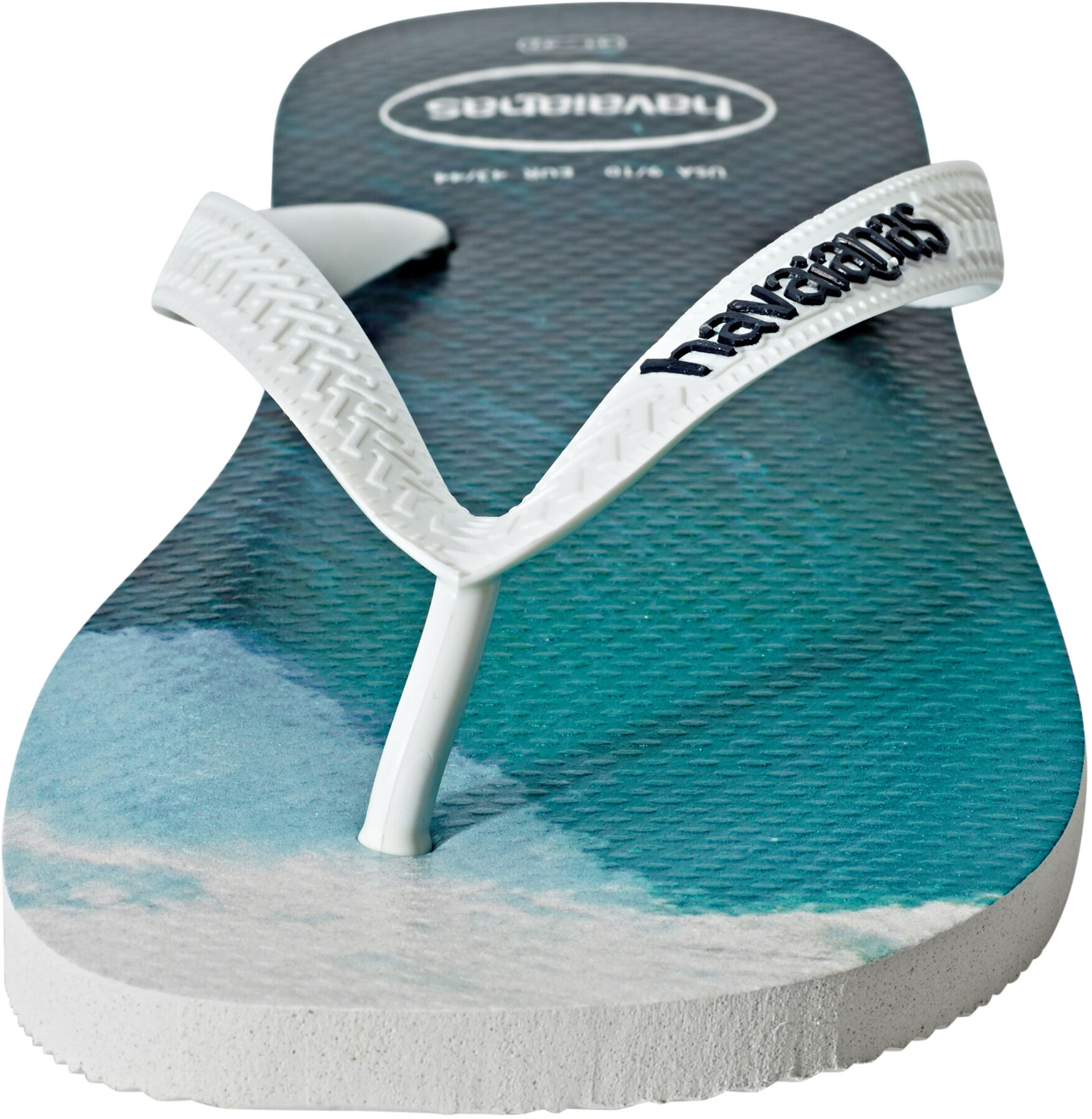8771dbb879dd havaianas Hype Sandals Men green teal at Addnature.co.uk
